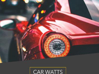 CarWatts.com branding by Nameloft