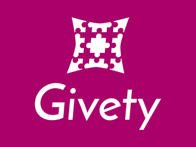 givety.com branding by Nameloft