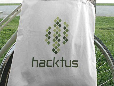 hacktus.com branding by Nameloft
