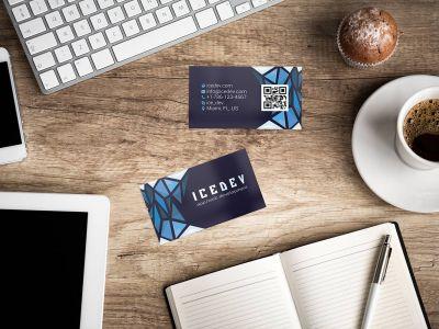 icedev.com branding by Nameloft