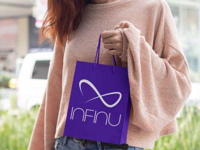 infinu.com branding by Nameloft