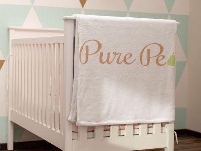 PurePear.com branding by Nameloft